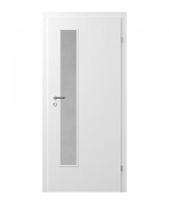 """Дверь белая Minimax модель L в Запорожье, Салон """"Двері"""", ☎ 050 486 16 45"""