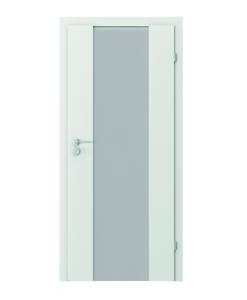дверь белая FOCUS Premium модель 4.B