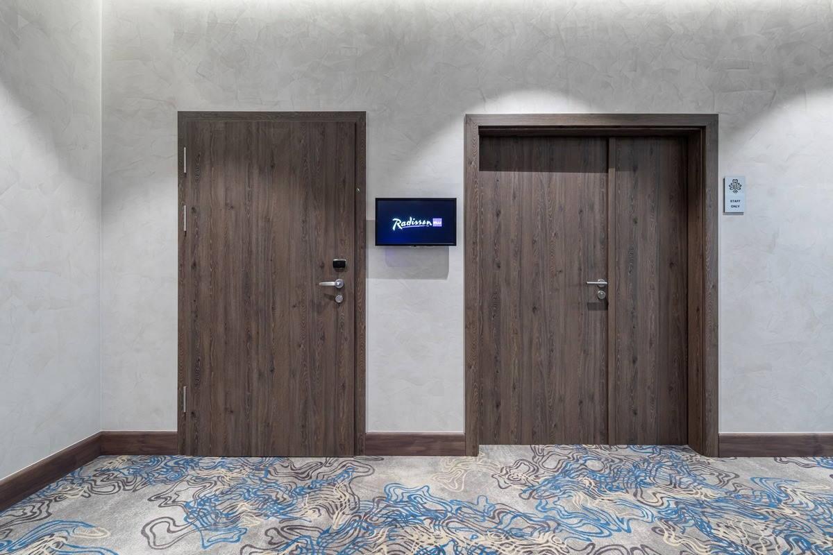 Кращий вибір дверей для готелів - двері PORTA
