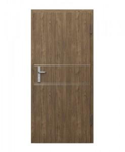 Двери звукоизоляционные 42дБ INNOVO модель 4