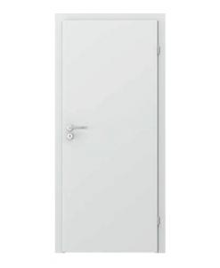 Дверь Minimax белая глухая окрашенная RAL 9003