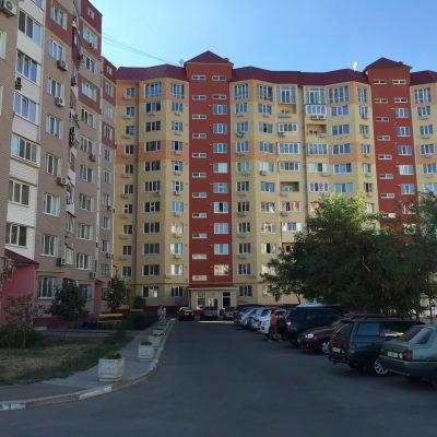 Жилищный комплекс ул.Новокузнецкая