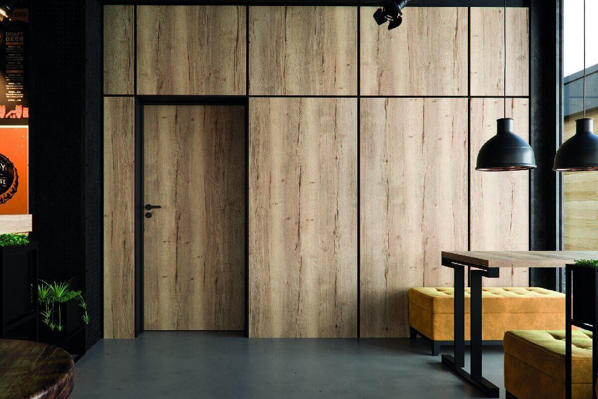Лучшие двери для офиса и дома Porta Resist цвет halifax