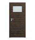 Двери resist модель 7.2 Gladstone коричневый дуб
