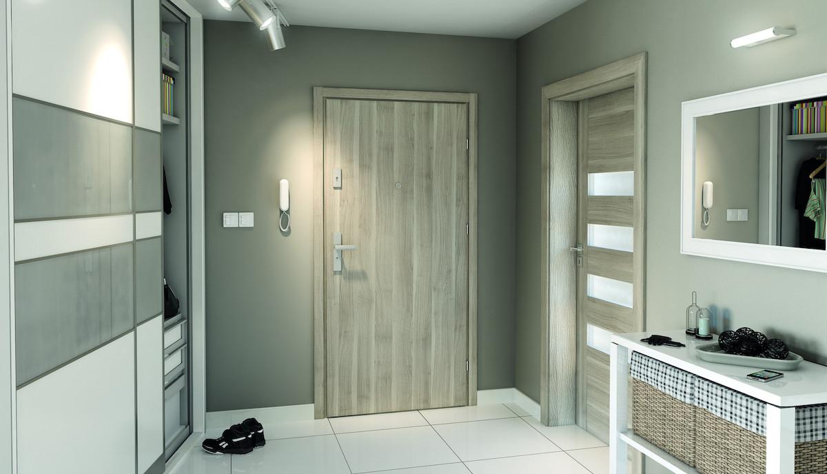 как подобрать входную дверь в квартиру