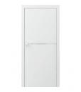 Дверь Desire модель 3 с алюминиевой вставкой