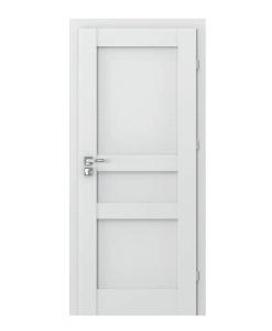 Двери белые крашеные Grande модель D.0 в Запорожье