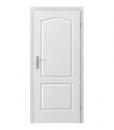дверь белая филёнчатая Londyn глухое, RAL 9003, в классическом стиле