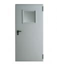 Противопожарные двери металлические EI30, EI60 модель 2