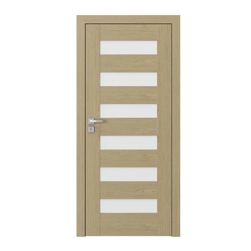 Межкомнатная шпонированная дверь Natura Koncept модель C.6