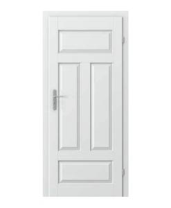 Дверь белая с филёнкой Royal Premium модель P
