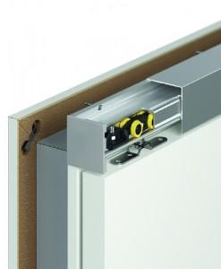 Раздвижная система Alu для межкомнатных дверей