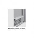 вентиляционная решетка для двери универсальной