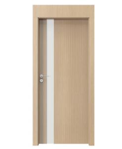 Дверь шпонированная Villadora Modern Space 01 высокая