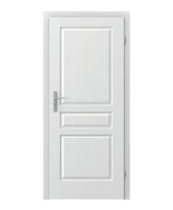двери межкомнатные белые филёнчатые Wiedeń глухие, RAL 9003 в Запорожье